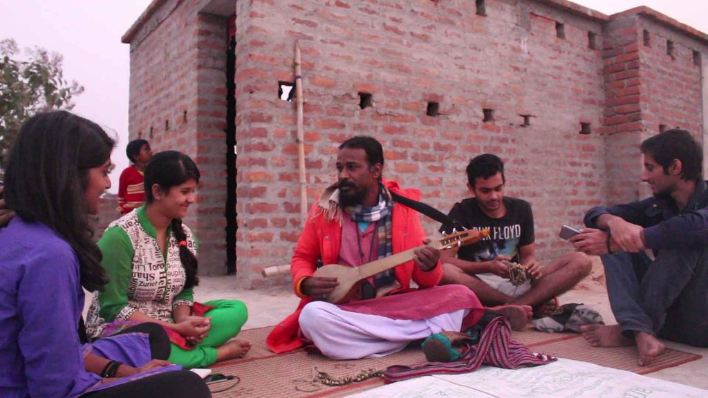 Understanding and Exploring the Music of the Bauls of Bengal