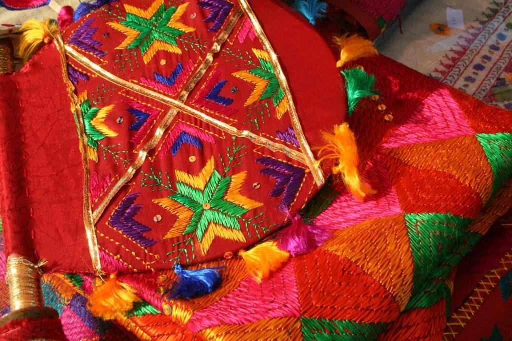 A Stitch in Time: An Inquiry into Phulkari in Punjab