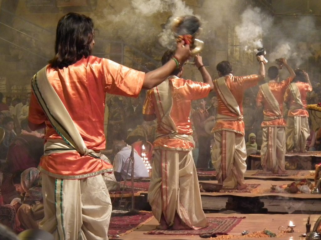 Beyond the Sacred Fires: Business of Cremation and Ganga Aarti in Banaras