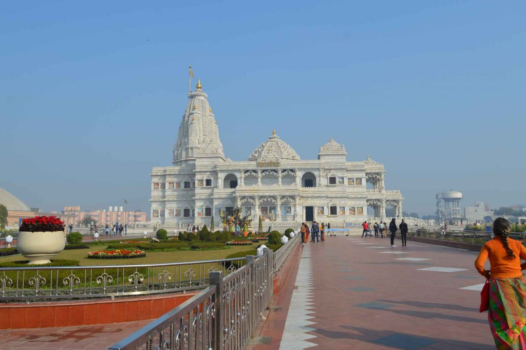 Beyond the Bans and Ghats - A Study of Temples and Religious Tourism in Vrindavan and Mathura