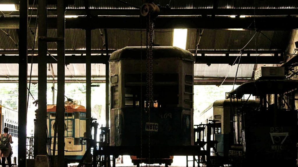 Back on Track: The Tramways of Kolkata